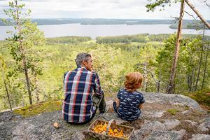 Landsbygden i Söderhamns kommun har stor potential och projekt SARURE sätter fokus på frågan om hur man kan bevara servicen på landsbygden.