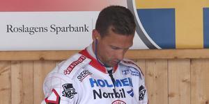 Andreas Jonssons fokus har gått till mer än hans körning...