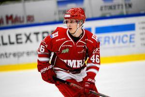 Elias Pettersson ska hyllas i Ånge på fredag.
