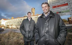 Polisen avlyssnade telefonsamtal mellan Hans Carlsson och Daniel Kindberg. Arkivbild från 2012-11-15.