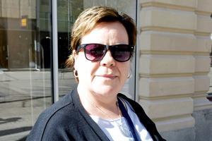 Gunilla Gustavsson, 56 år, fritidsledare, Matfors: