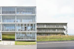 Bostadskvarteret Brunnstorp i Huskvarna kan vinna ansett arkitekturpris.