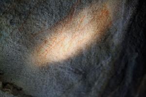 Grottmålning av okänt datum.