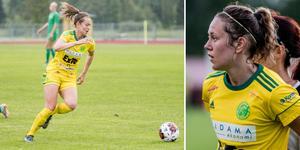 Sanna Signeul var inställd på att lägga av, men nästa säsong kommer hon spela med Sandviken i division 1.