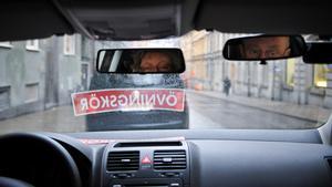 Trafikverket har rekryterat – och fortsätter rekrytera utbildare, för att klara den stora efterfrågan på uppkörningstider.Foto Bertil Ericson/TT