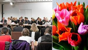 20 av de 41 ledamöterna i kommunfullmäktige avgår och blir avtackade den 10 oktober.