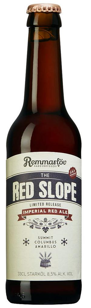 Remmarlöv The Red Slope Imperial Red Ale