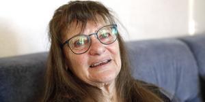 Gertie Gladnikoff ångrar inte att hon stridit för gruppen ME-sjuka: