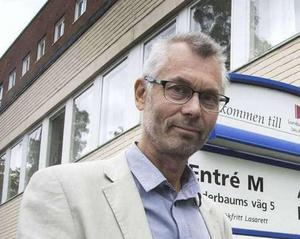 Pehr Guldbrand, chefläkare Landstinget Dalarna, blev glad över studien som ger gott betyg åt svensk sjukvård.– Glädjande att det uppmärksammas.