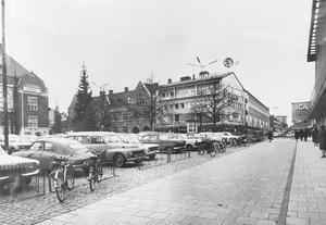 Varuhuset Domus 1966. Foto: VLT:s arkiv