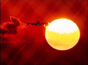 Solen är nu extremt passiv, vilket brukar betyda kallare klimat, skriver insändaren.