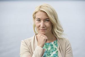 Elin Olofsson nomineras till Norrlands litteraturpris. Arkivbild.
