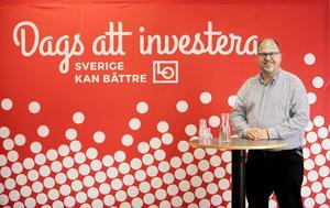 Karl-Petter Thorwaldsson kräver en Löfvenplan för Sverige.