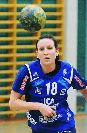 Ida-Marie Ohlsson drar vidare.