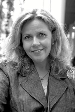 Cecilia Wikström Europa-parlamentariker (L)
