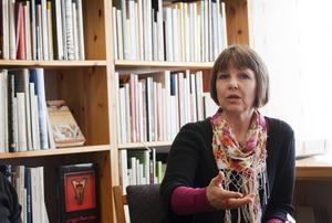 Socialdemokraternas gruppledare i regionfullmäktige, Lena Bäckelin
