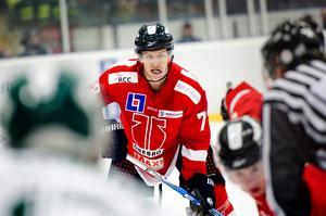 Floppande Adrian Foster skickas hem av Örebro Hockey.
