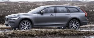 Nya Volvo XC90 Cross country är en av många heta bilnyheter nästa år.