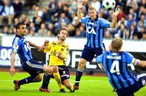 Mathias Florén trivs i favorittippade Elfsborg inför lördagens allsvenska premiär mot Hammarby.