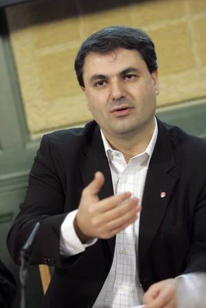I vanliga val har vi högre ambitioner, säger Socialdemokraternas partisekreterare Ibrahim Baylan...