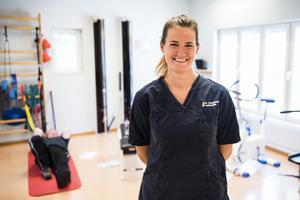 Till vardags jobbar Irma Nordmark som fysioterapeut. Det är ett område som hon känner till väl, i och med hennes många skadebekymmer under karriären.