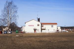 Ica Trönö är ortens samlingspunkt.