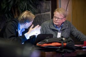 Intervju med Expressen.