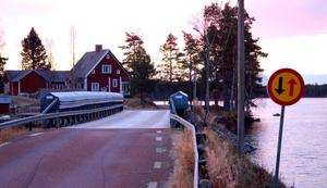 Trafikverket gör nu en förstudie om möjligheten att bygga en ny bro i Kättbo.
