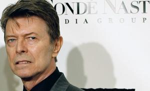 David Bowie är död.
