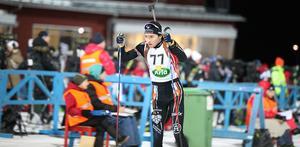Oliver Gabrielsson Biathlon Östersund segrade i H20-21