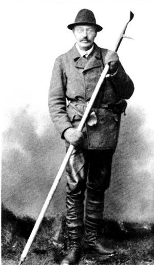 I år är det 150 år sedan Axel Hamberg föddes.