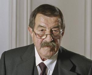 Günter Grass.   Foto: Gunnar Ask