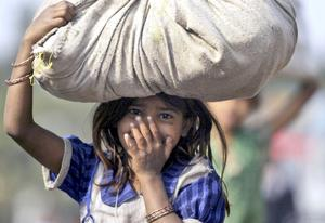 """Alltför ovanlig. I delar av Indien, liksom i flera andra länder, föds det """"onormalt"""" många pojkar. Foto: Scanpix"""