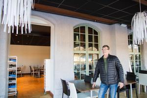 Jan Stoltz hoppas kunna utveckla verksamheten i framtiden. Planer finns att även skapa en kaféverksamhet.