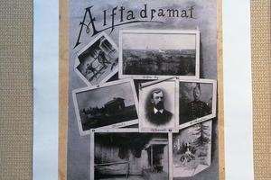 Mossbodramat gav eko över hela Sverige och startade en debatt om dödsstraffet. Det fanns till och med vykort (bilden) med bilder på de inblandade och var dödsskjutningen skulle ha skett.