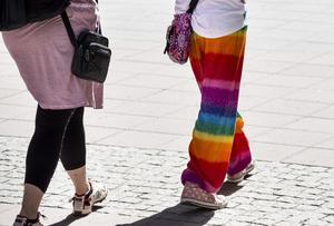 Svenska Kyrkan i Västerås ska bland annat delta i lördagens Pridetåg.