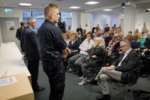 Redan nu sker samverkan med kommunen – men nu ska även medborgare få inflytande över polisarbetet.