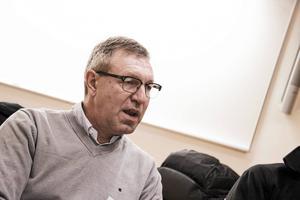 Anders Lindblom, smittskyddsläkare vid Region Dalarna.
