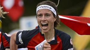 Anne M Hausken Nordberg, Nydalens SK, Norge, vann förra årets O-Ringen.