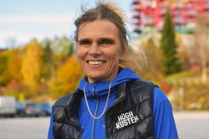 Mia Karlsson på sälj- och marknadsbolaget Höga Kusten Turism arbetar för att få ihop bokningsbara utflyktspaket för orienterarna som vill uppleva Höga kusten.