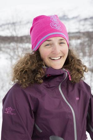 Lina Hallebratt är Årets Äventyrare. Nästa tur blir en lång vandring på Pacific Crest Trail, USA.