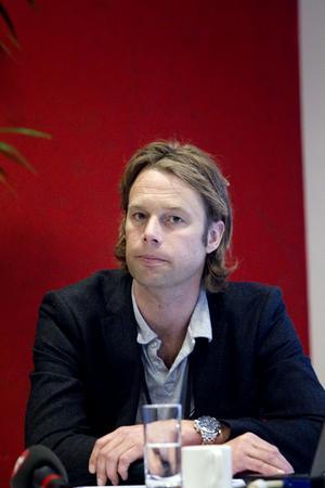 Fredrik Granting.