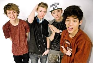 Omåttligt populära svenska pojkbandet The Fooo är aktuella med en dokumentär i MTV och en sommarturné.