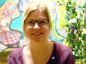 Therese K Zetterman är Socialdemokraternas kandidat till posten som kommunstyrelsens ordförande i Berg. Nu är partiet överens med Miljöpartiet om samarbete.