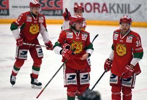 Viktor Amnér har gjort poäng i sina tre första matcher med Mora.
