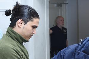 STOCKHOLM 20171107Mohammad Rajabi dömdes till 14 års fängelse för de sk
