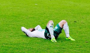 En fotskada stoppade Sellin från spel i säsongens sista matcher.