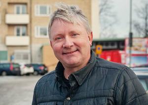 Stefan Åkerblom, 45 år, försäljare, Ludvika: – Det är svårt att säga. Jag gillar att variera så mycket som möjligt.