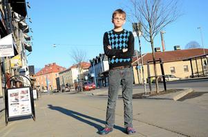 Han vill göra skillnad. Rickard Didic har fattat ordförandeklubban för Unga allergiker Berglagen och hoppas kunna påverka och sprida information om allergier.