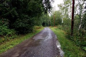 På lördagskvällen larmades polisen om en överfallsvåldtäkt vid Åkanten, på södra sidan av Selångersån.